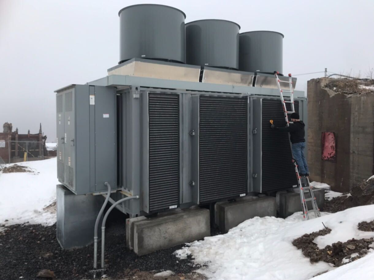 1.4 Mw 20ft unit