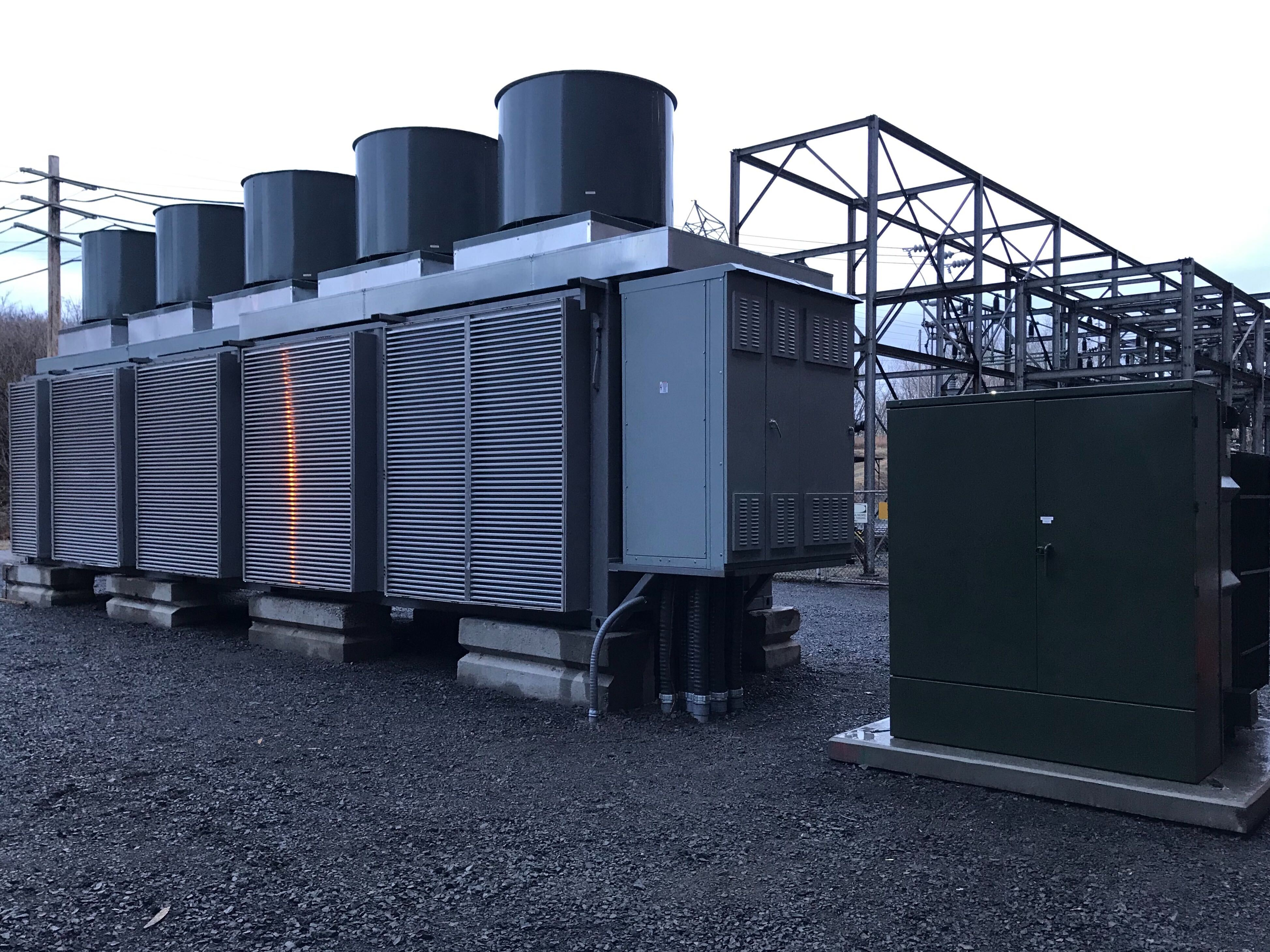 2.8 Mw 40ft unit
